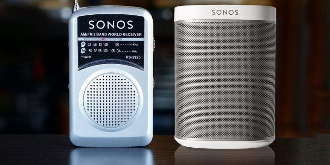 How to Listen to Live Radio on a Sonos Speaker