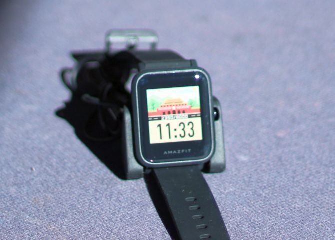 Xiaomi Huami Amazfit Bip Review: The Best Fitness Tracker You Can Buy for $100 transflective display amazfit bip 670x480