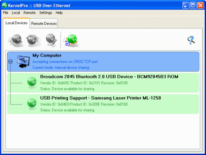 usb over internet network ip