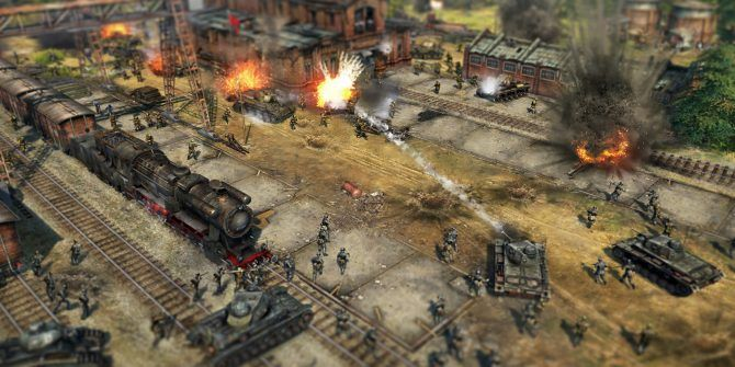 8 WW2 Strategy Games That Get You Into the War