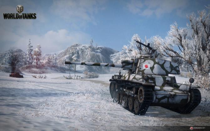 tank games - World of Tanks Japanese tank render