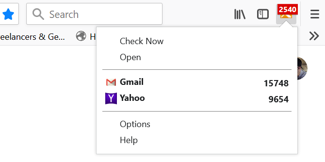 different ways to check gmail