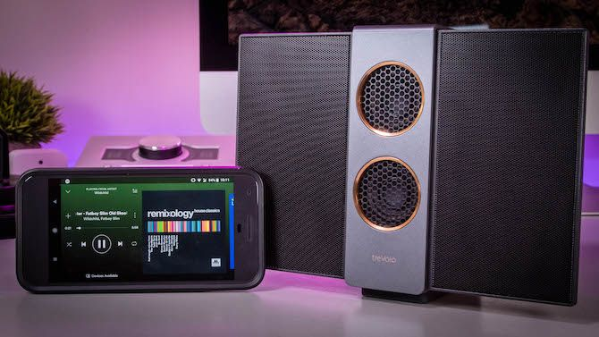 The treVolo S is the Weirdest Speaker We've Ever Reviewed BenQ treVolo S 7