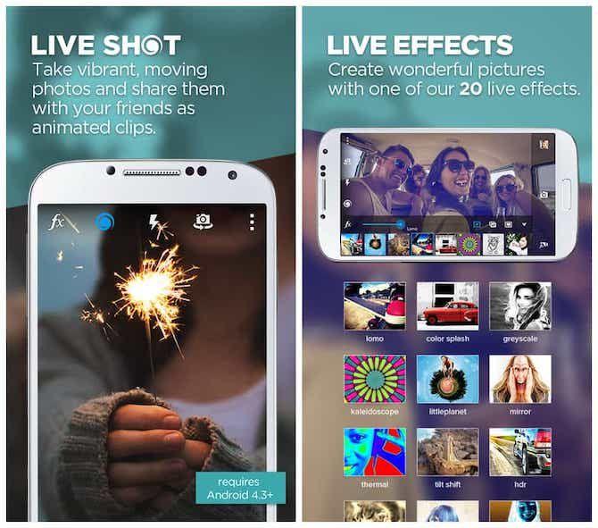 camera apps - camera mx