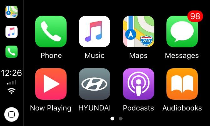 Apple CarPlay Home