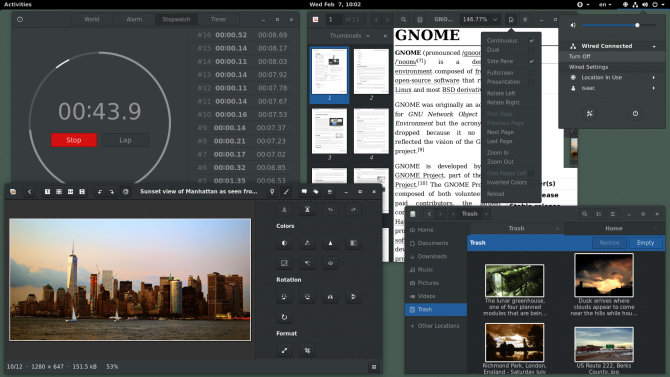Debian Desktop Environment