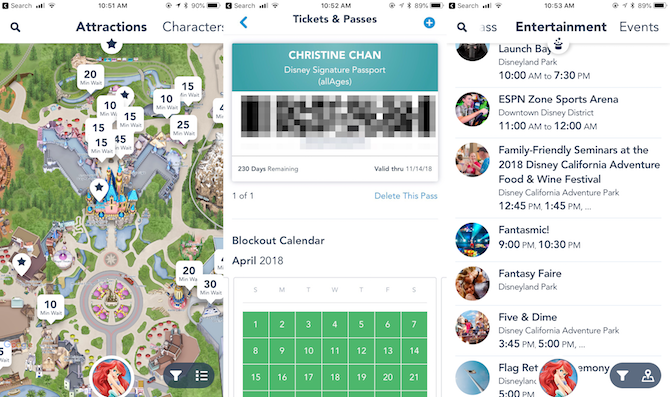 6 Disney World and Disneyland Apps for Magical Vacations on disney world map app, disneyland street map, six flags map app,