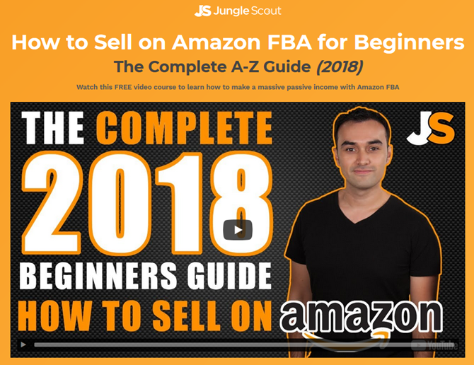 How to Sell on Amazon - Jungle Scout