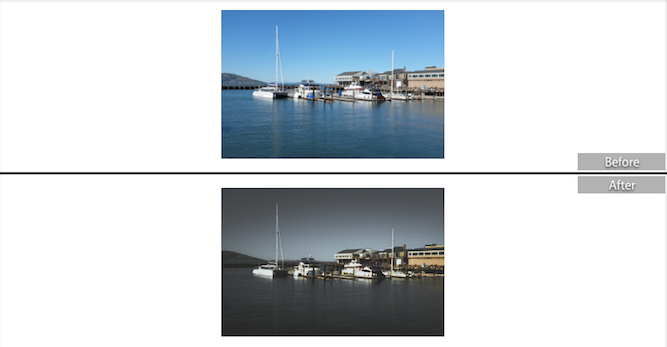 How to Compare Lightroom Edits to the Original Image Lightroom Comparison 4