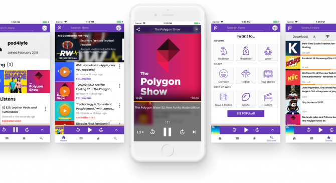 The Best Method for Getting Podcast Recommendations You'll Love Podible e1521499298450