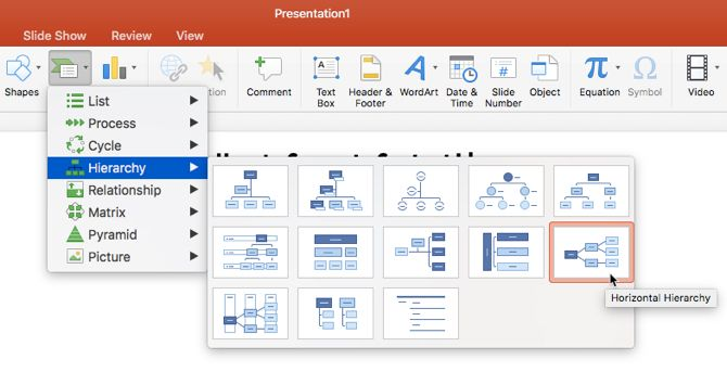 How to Build a Mind Map in Microsoft PowerPoint
