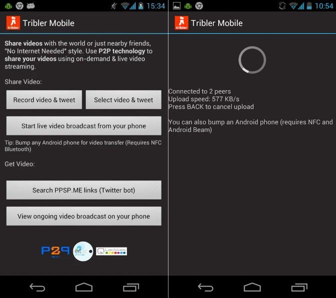 Tribler Android Open Source
