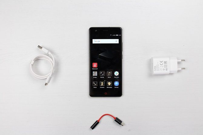 Nubia Z17 Lite: Flagship Device For a Reasonable Price Z17 Lite 8