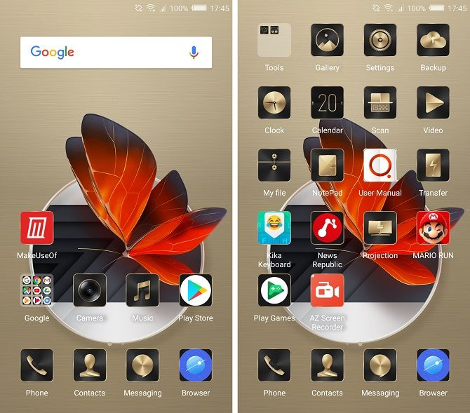 Nubia Z17 Lite: Flagship Device For a Reasonable Price Z17 Lite Screenshots