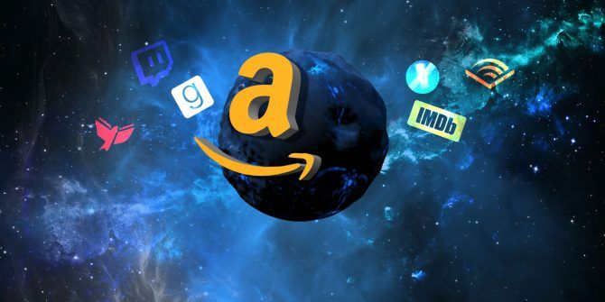 9 Famous Amazon-Owned Websites You Should Be Using