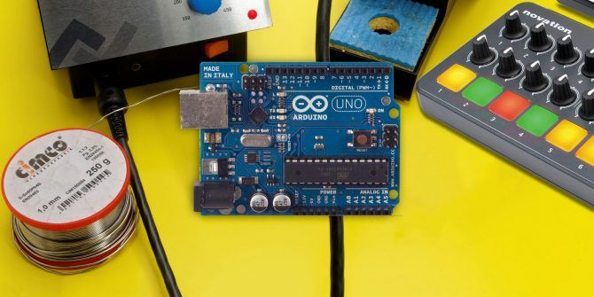 Midi controllers you can build with an arduino
