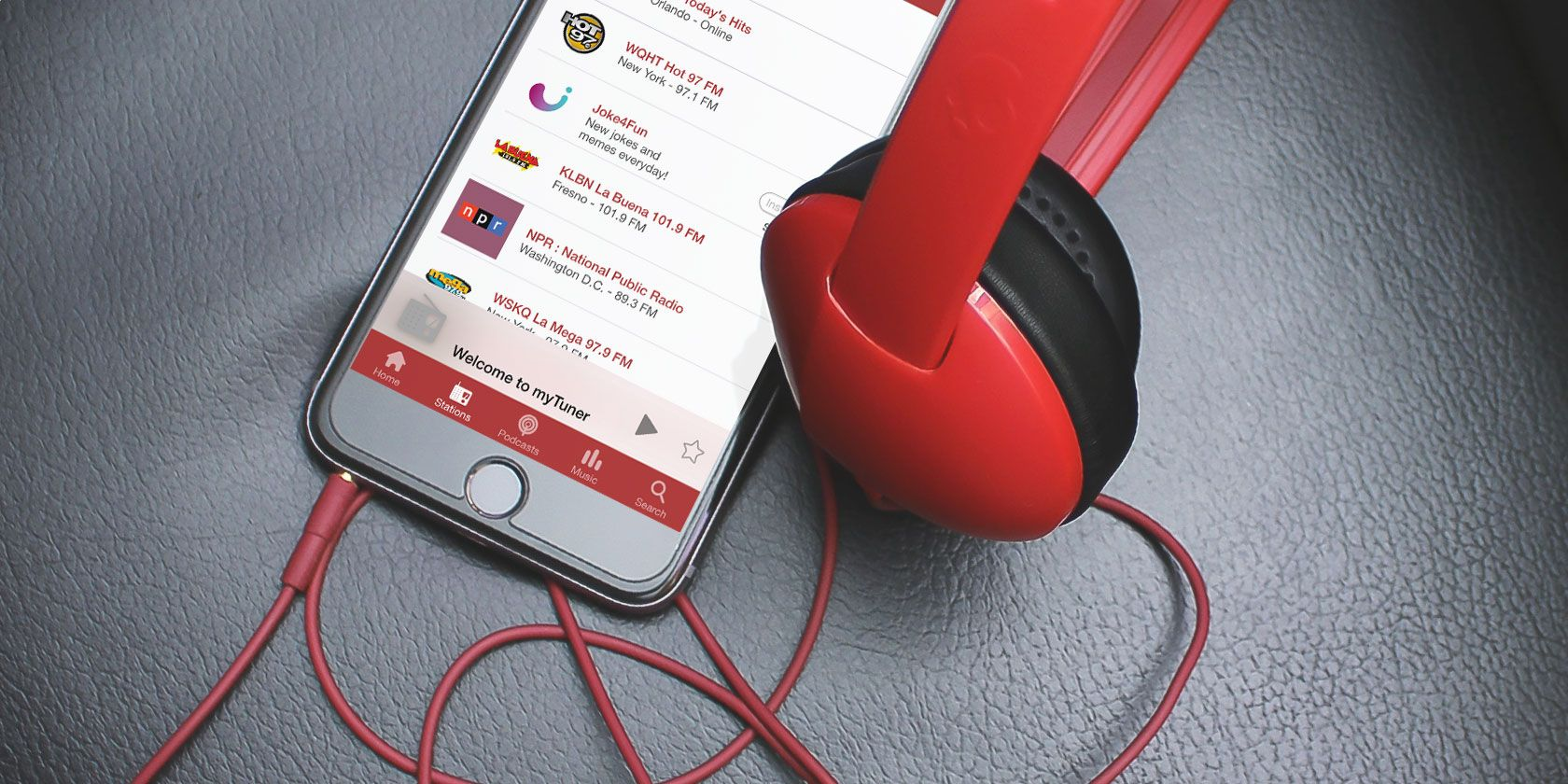 The 4 Best Radio Apps For Iphone