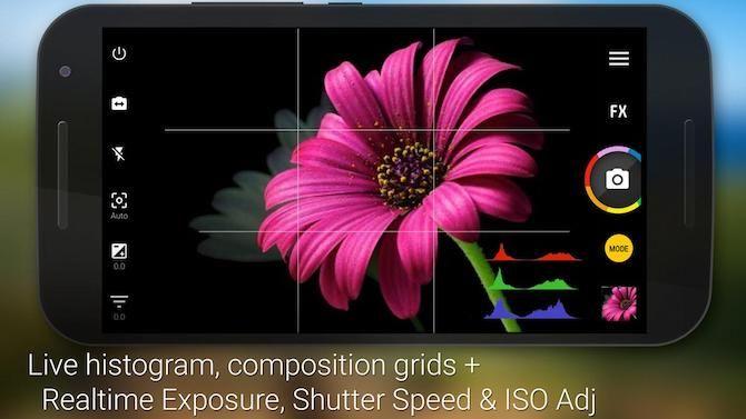 camera apps - camera zoom fx