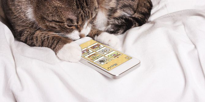 Do You Love Cats? 8 Smartphone Games for Cat Lovers