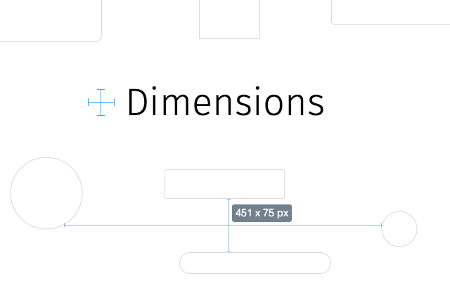 chrome extensions for programmers - dimensions