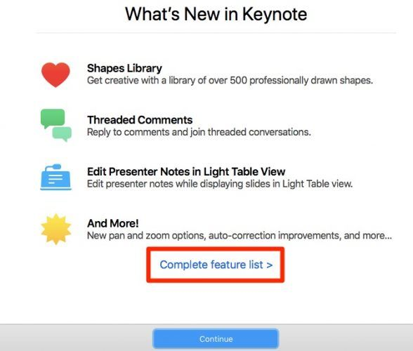 complete-feature-list-keynote