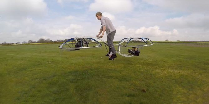 The Top 10 Crazy Things You Can Do With a Drone