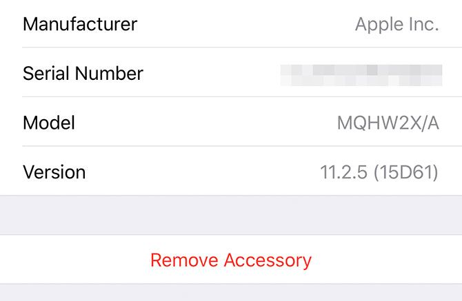 Remove HomePod from Home App