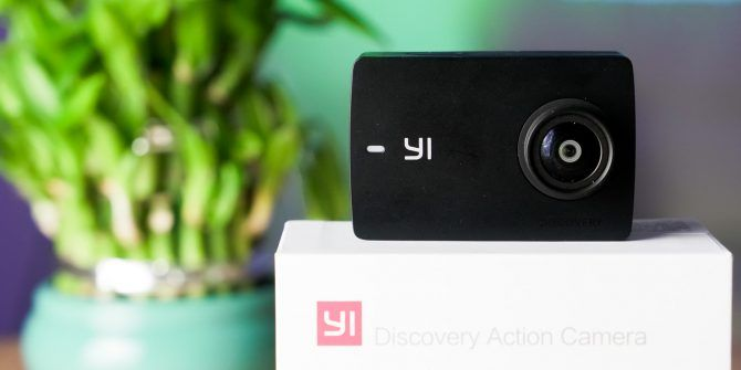 Yi Discovery: The Best Budget Action Cam for Beginners