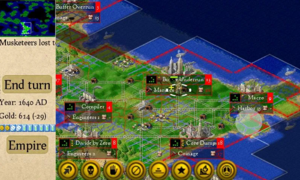 Freeciv Android Open Source
