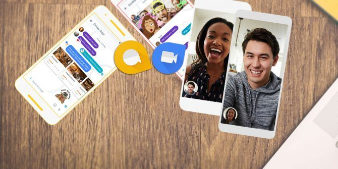 A Beginner's Guide to Google Duo and Google Allo