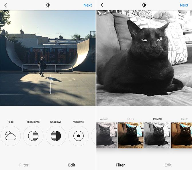 best photo editing apps for iphone - Instagram Photo Editor