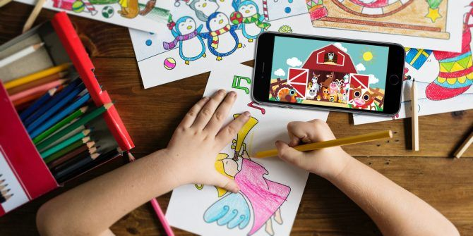 10 Exciting iPhone Education Apps for Kids