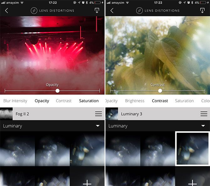 best photo editing apps for iphone - Lens Distortions