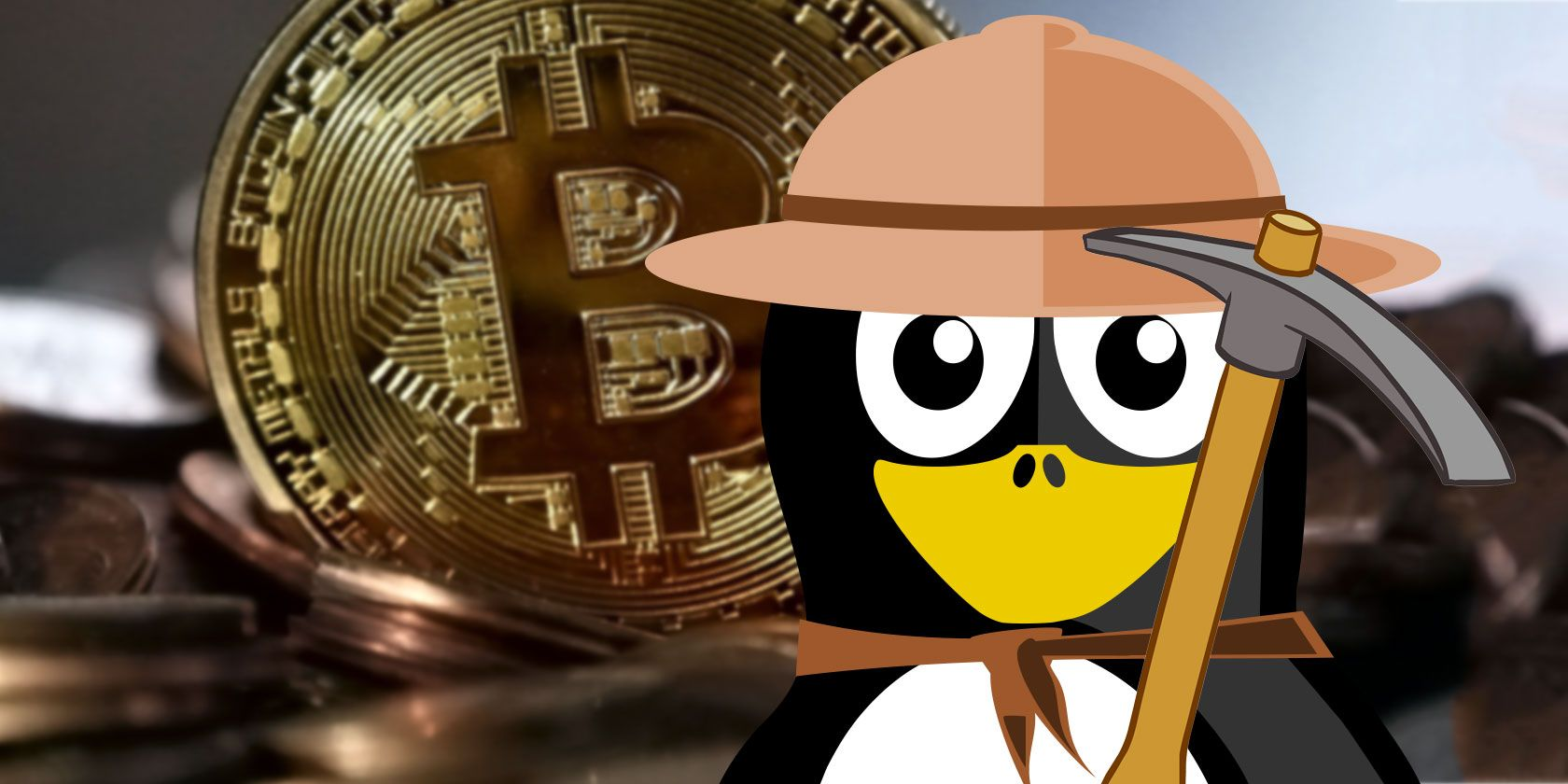 google mining bitcoins in linux