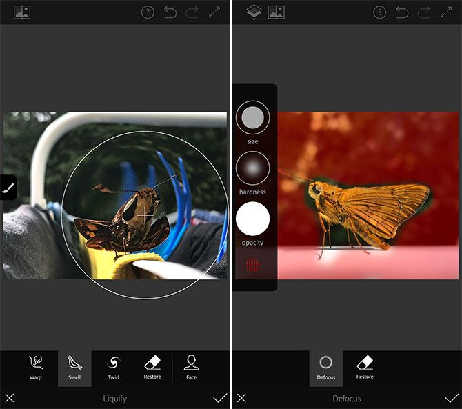 best photo editing apps for iphone - Adobe Photoshop Fix
