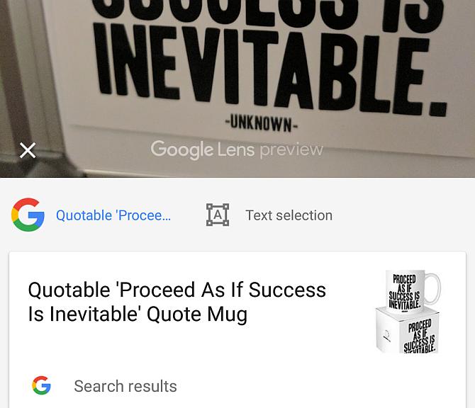 Mug Kutipan Lensa Google