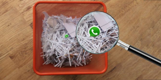 Deleted a WhatsApp Photo or Video? Here's How to Get It Back