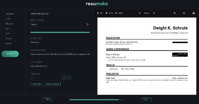 5 useful resume sites for preparing a cv that gets read in