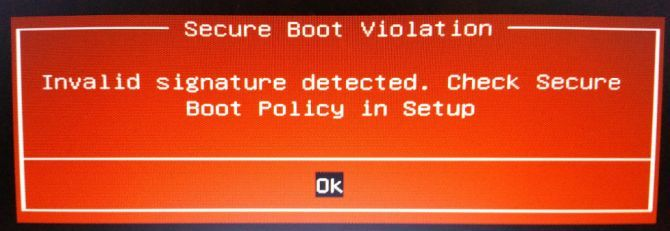 How to Disable UEFI Secure Boot to Dual Boot Any System