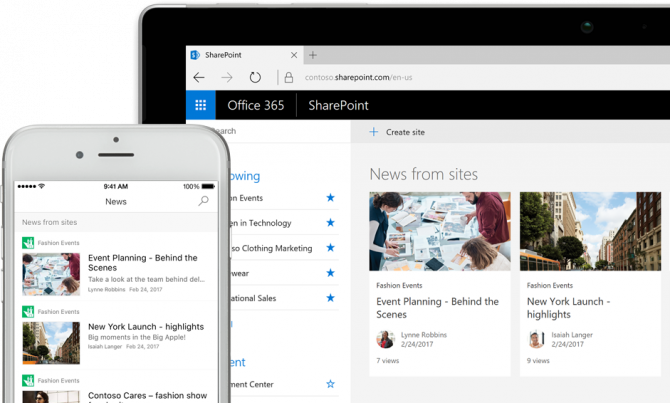 microsoft sharepoint office 365 business productivity