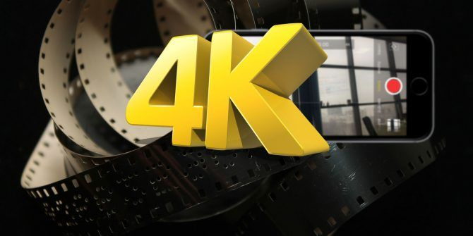 6 Reasons Why You Should Start Shooting 4K Videos Already