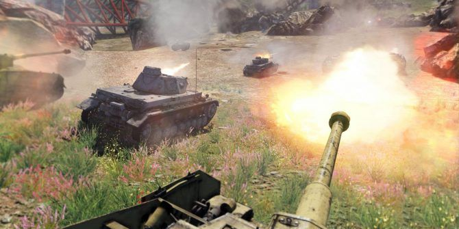 Fire! 9 Tank Games That Put You in the Action