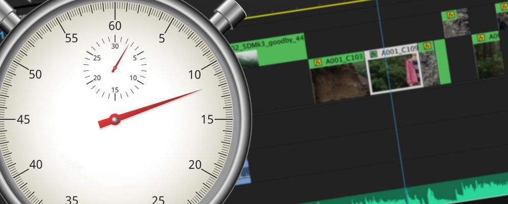Time Remapping in Premiere Pro: A Beginner's Guide