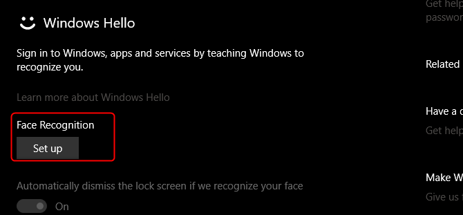 what is windows hello and how does it work