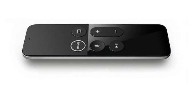 Apple TV Siri Remote Buttons