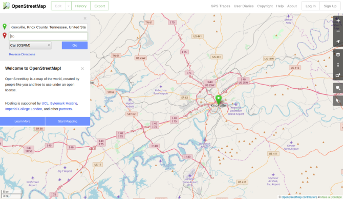 How to ditch google on linux 10 alternative apps and services to ditch google maps use openstreetmaps gumiabroncs Gallery