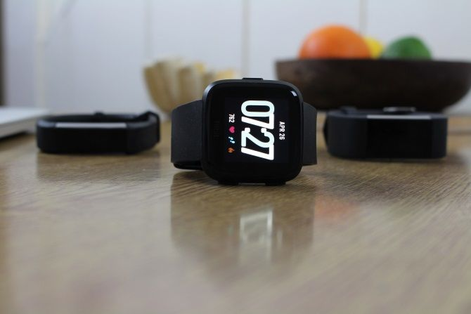 Fitbit Versa Review: Fitbit's Best Wearable Yet? Fitbit Versa 11