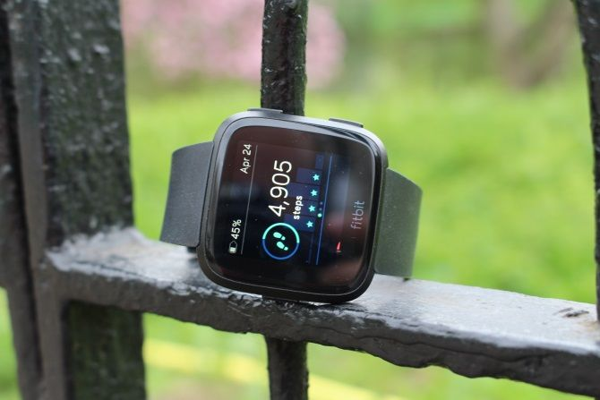 Fitbit Versa Review: Fitbit's Best Wearable Yet? Fitbit Versa 3