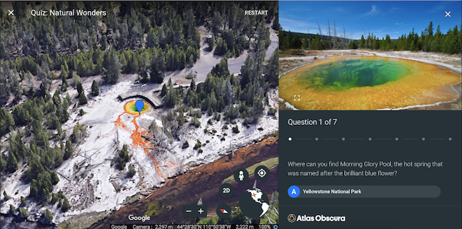 How to Use Google Earth in a Browser Google Earth Quiz