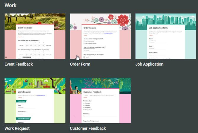Google Forms Vs SurveyMonkey Which Survey Tool Is Right For You - Google forms templates